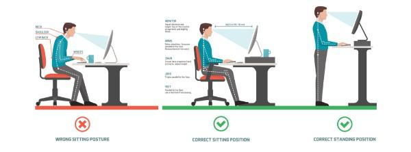 Ways to benefit your posture.