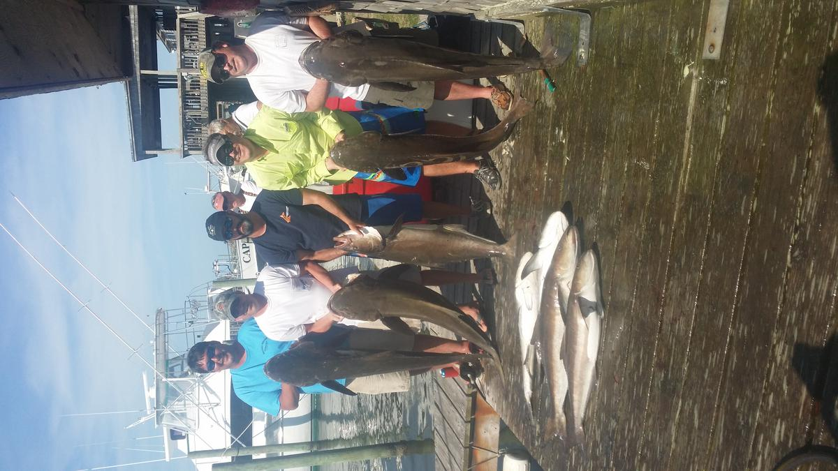 Hatteras Fishing Report 5/16/2015
