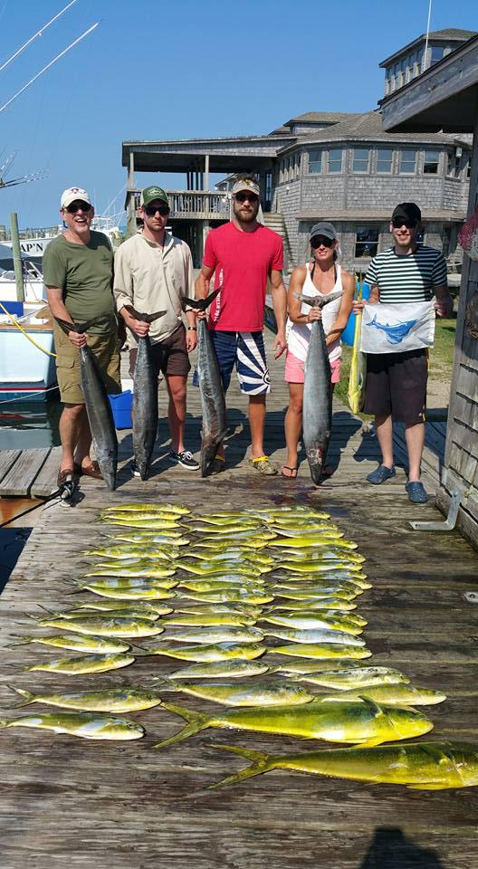 Hatteras Fishing Report 8/17/2015