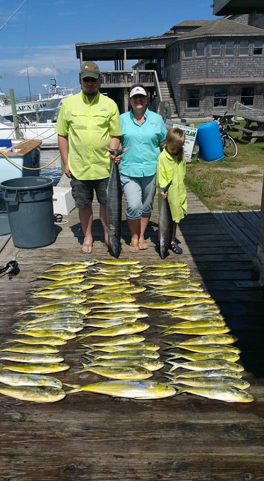 Hatteras Fishing Report 8/19/2015