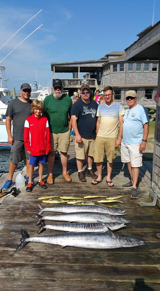 Hatteras Fishing Report 8/25/2015