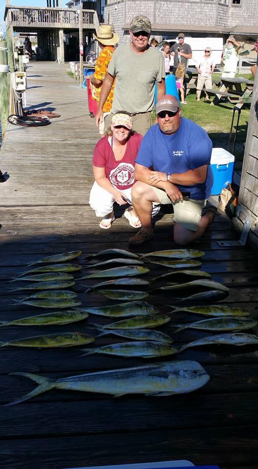 Hatteras Fishing Report 9/15/2015