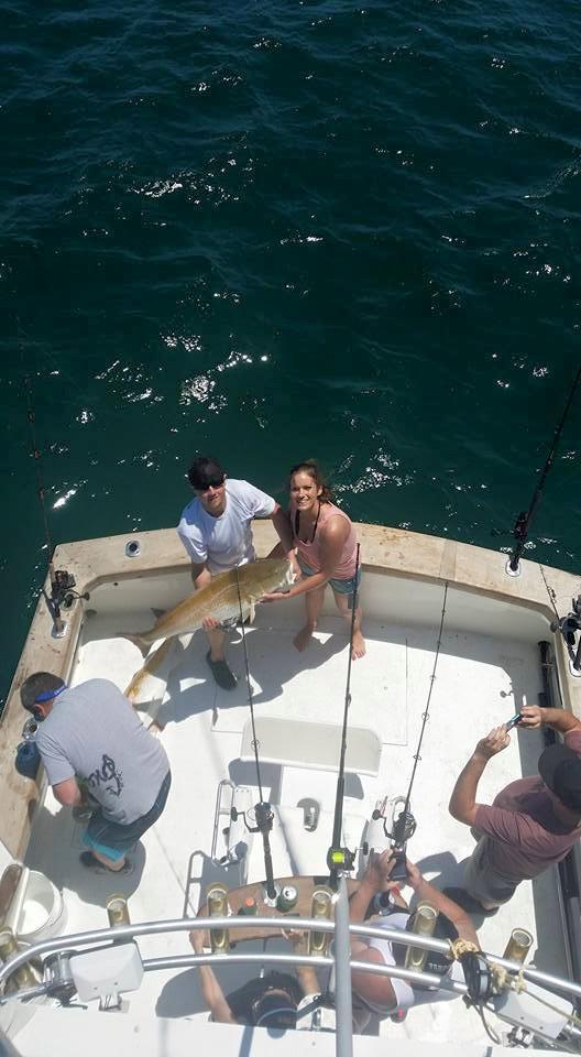 Hatteras Fishing Report 5/23