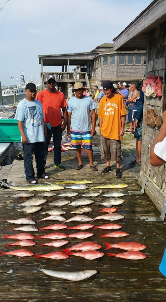 Outer Banks Fishing Report for 6/4/2016