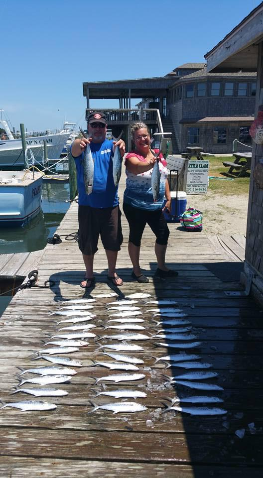Outer Banks Fishing Report for 5/27/2016