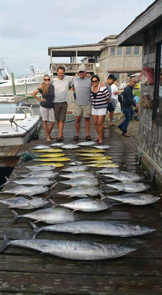 Outer Banks Fishing Report for 10/2/2016