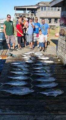 Outerbanks Fishing Report 9/13/2016