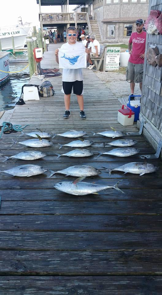 Outer Banks Fishing Report for 9/22/2016