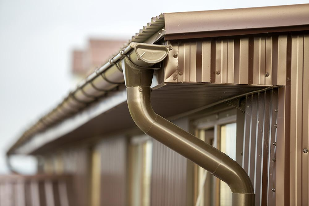 3 Drainage Solutions for Flat Roofs