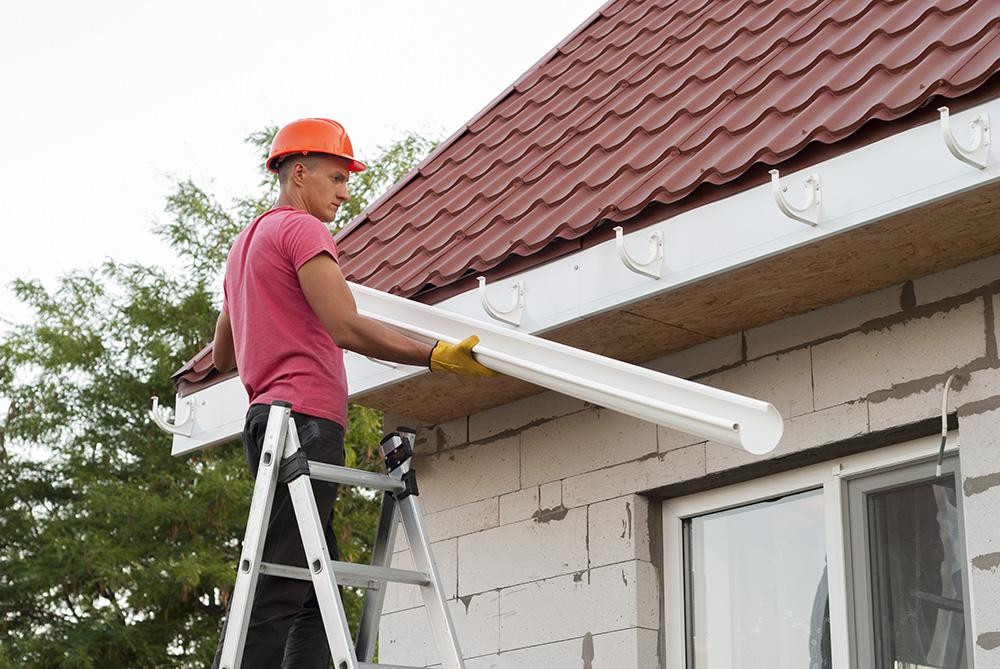 Gutters 101: How to Clean Them and When To Replace Them