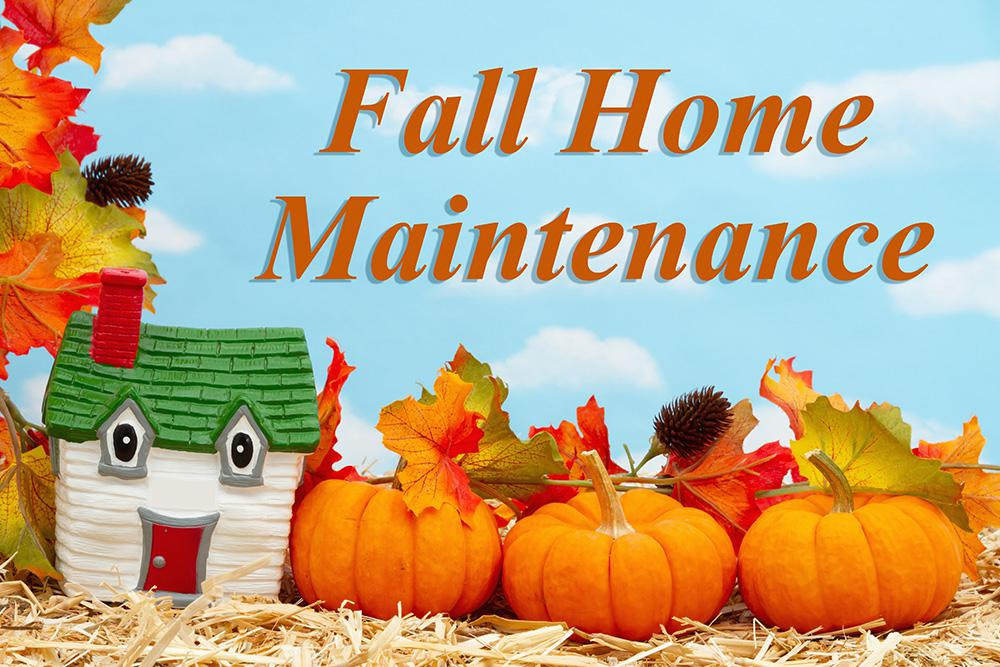 Our Fall Roofing Maintenance Checklist