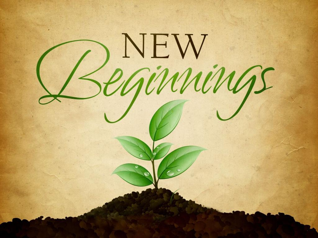 A NEW CYCLE! NEW BEGINNINGS!