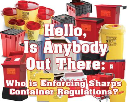 Maryland Sharps Regulations And Disposal