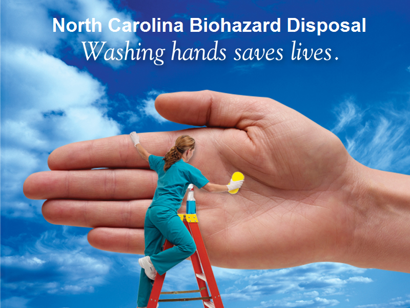North Carolina Biohazard Providers Hand Hygiene