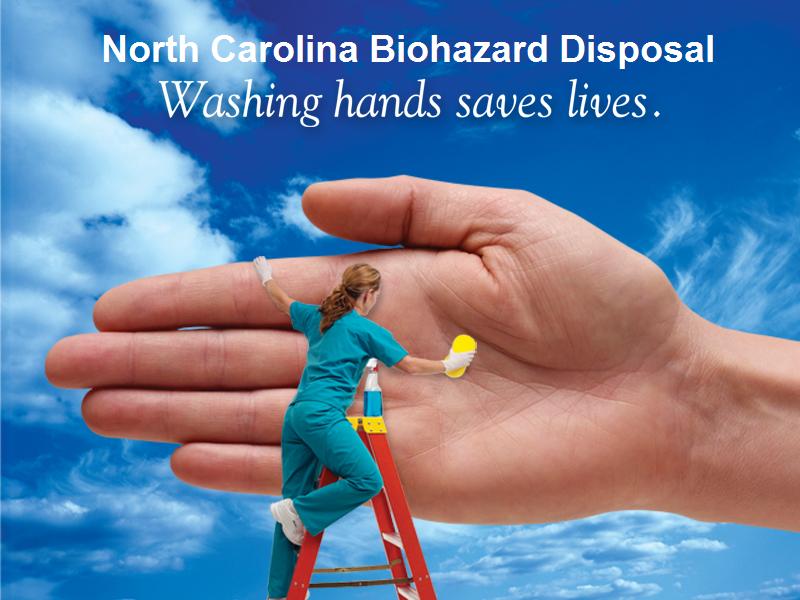North Carolina Biohazard Providers Hand Hygiene