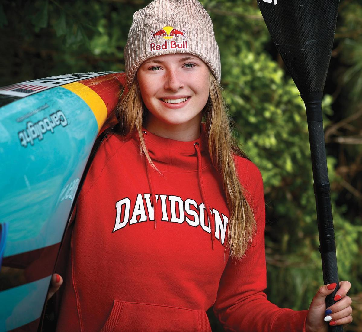 Team USA Paddler Evy Leibfarth '25 Gets Taste of Olympic Competition