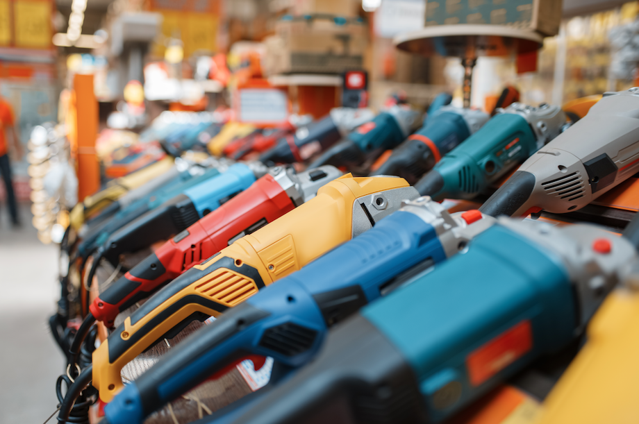 Best Power Tools to Sell at a Pawn Shop