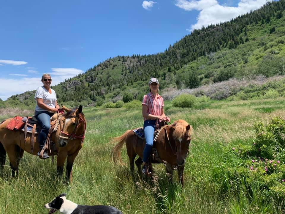 Zion National Park: Horseback Riding
