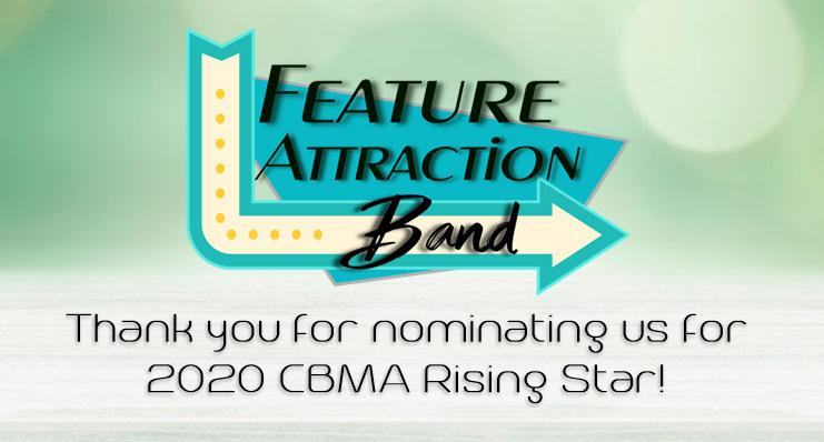2020 CBMA Rising Star Nominee