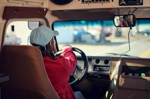 Women are joining the world of truck driving despite its challenges
