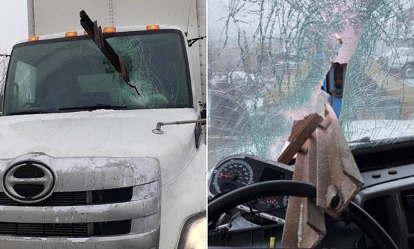 Big Rig Windshield Care and Replacement