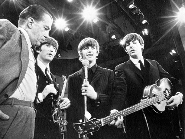 It Was 50 Years Ago Today/The Beatles On The Ed Sullivan Show
