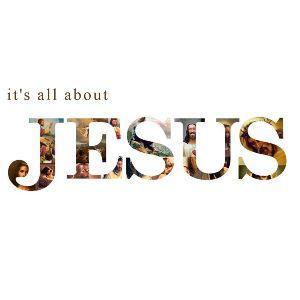 It's About Jesus