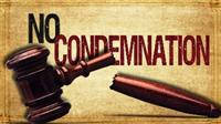 Free From Condemnation