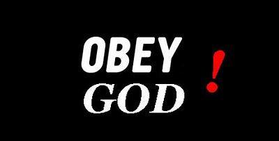 Obeying God