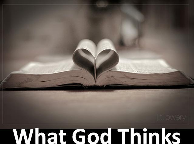 What God Thinks