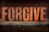 Undeserved Forgiveness