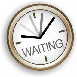 Waiting and Waiting