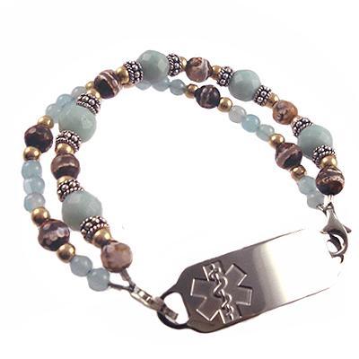 Deluxe Copa Cabana Medical Bracelet