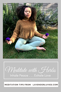 Meditating with Herbs