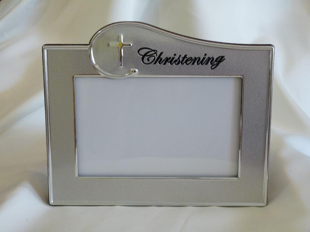 Baby Photo Frames - Perfect Gift For a Christening Ceremony