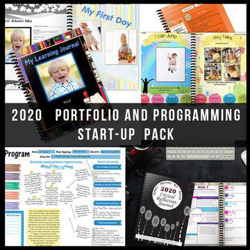 2020 Portfolio and Programming Start-Up Pack