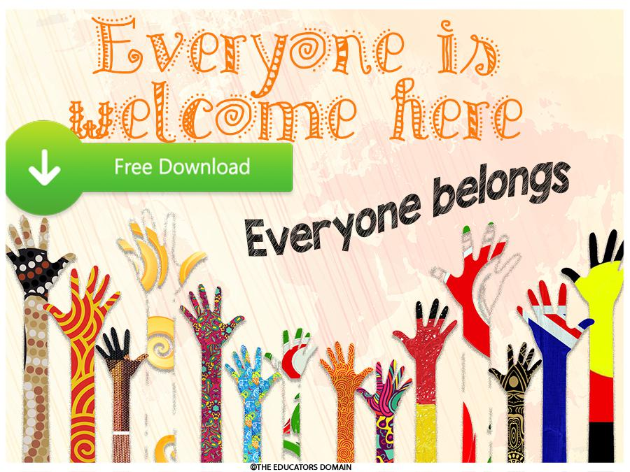 Free Harmony Day Posters