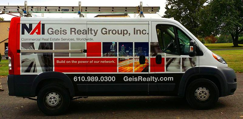 Vehicle Graphics for Your Small or Large Business