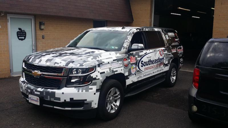 The Latest Vehicle Wrap Trends