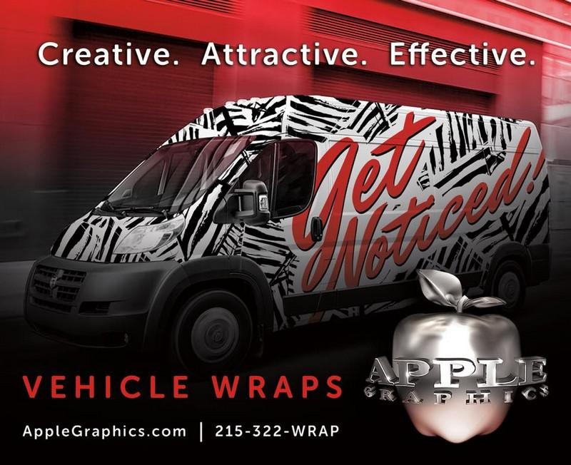 Best Vehicle Wraps in Philly and Bucks County