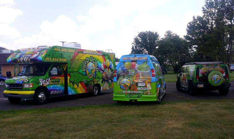 Fleet Wraps in Bucks County and Philadelphia