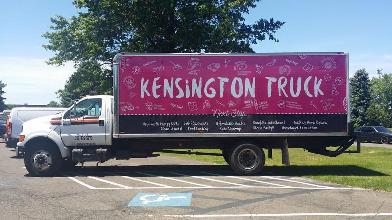 Trucks, SUVs and Tractor Trailer Wraps in Philly