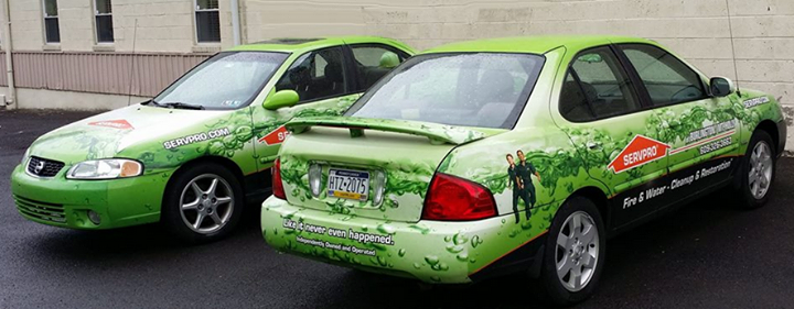 Philadelphia Fleet Vehicle Graphics & Wraps