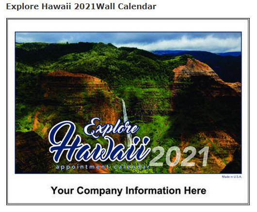 State Calendars for Business & Personal