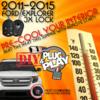 2014 Ford Explorer Plug  Play Remote Starter Alarm