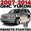 Plug Play Ready GMC Yukon Denali XL Remote Starter