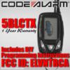 Code Alarm FCC ID ELVNTRCA 5BLCTX Remote