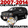Plug Play Ready Chevrolet Tahoe Remote Starter