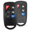 Ford 6 Button Remote 7L3Z, 7L3J-15K601-AA, 7L3Z-15K601-AA