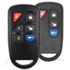 Ford 6 Button Remote 7L3Z, 7L3J-15K601-AA, 7L3Z-15K601-AA